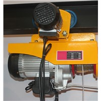 PA Mini Electric Hoist/Electric Winch with Trolley