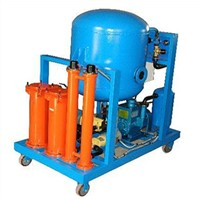 Vacuum Dehydration Oil Purification Plant