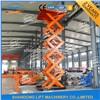 Hydraulic Scissor Type Warehouse Cargo Lift with CE