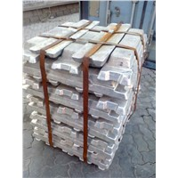 Aluminum Ingot Purity 99.7%