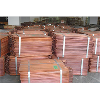 High Quality Cooper Cathodes