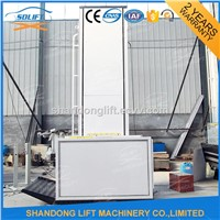 Hydraulic Wheelchair Lift for Disabled People