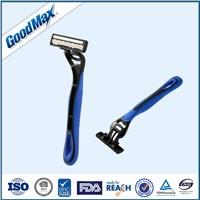 High Quality Triple Blad Disposanle Shaving Razor
