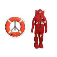 Marine Insulated Neoprene Immersion Suit IMO Standard