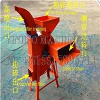 Easy Operation New Condition Diesel Engine Grass Cutter Chaff Cutter for Making Cattle Sheep Feed Used for Farm