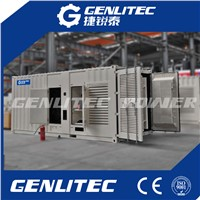 500-1000kva Containerized Diesel Generator with Cummins Engine