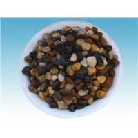 Natural Mixed Color Pebble Water Filtration, Pebble Filter Media, Pebble for Garden