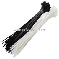 Plastic Nylon Cable Tie Black or White with Different Size Dimension