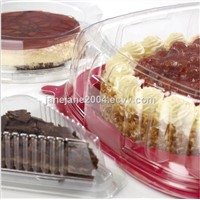Prime Clear Oriented Polystyrene OPS Cake Box