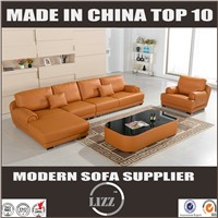 Sectional Sofa Set with Coffee Table