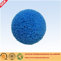 Sponge Rubber Cleaning Ball for Power Plant