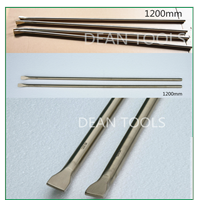 Non Corrosion, Non Sparking 300*16mm, 400*16mm~1500*32mm, Pinch Bar, Framing Flat Copper Pin Punch