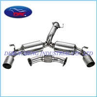 Mr2 Exhaust System Catback Stainless Steel Material for Toyota Car