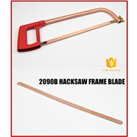 Non Sparking Hack Saw Blade (Al-Cu Be-Cu Copper Alloy Hand Tools )