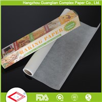45cm x 75cm Silicone Treated Baking Paper