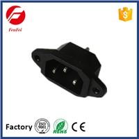 3p AC Power Plug