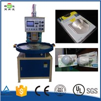 Auto High Speed Tablet Blister LED Lamp Blister Packing Machine with CE