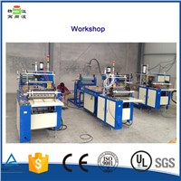 Automatic High Frequnecy Welding Machine for PVC Book Cover, PVC Bag