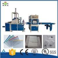 Automatic 8KW High Frequency Welding Machine for Plastic Bag Welding