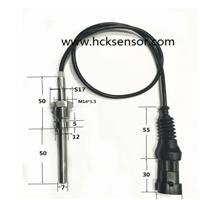 PT200 Automobile Exhaust Temperature Sensor Probe