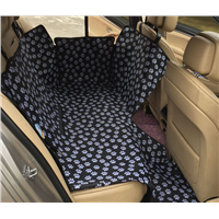 Pet Car Seat Cover Travel Pad Dog Car Set Cover