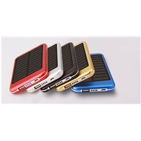 Electric & Solar Charger 6000Mah 25091B
