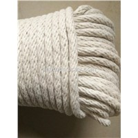 Solid Braided Cotton Clothesline