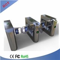 Swing Door Barrier Gate System Remote Control, Automat Barrier with Factory Price