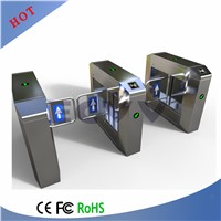 Automatic Security Turnstile Swing Barrier Gate, Parking Road Barrier