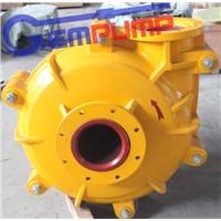 6/4e-Ah (R) Slurry Pump Heavy Duty Mineral Processing Centrifugal Coal Mining Slurry Pump