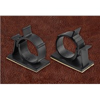 Adhesive Round Clamps