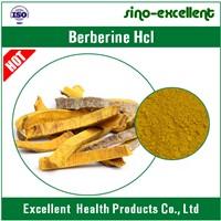 Berberine Hcl 98% CAS