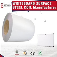 Raw Material for White Board Steel Panel