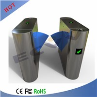 ROHS FCC CE Approval Entry Turnstiles, Flap Barrier Turnstiles