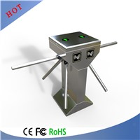RFID Card Reader Tripod Turnstile Gate, Security Turnstile Gate