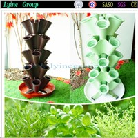 Fast Selling Cheap Products Portable Flower Pot/Garden Automated Watering Flower Pot
