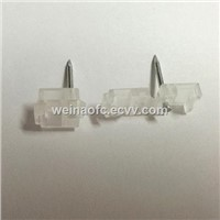 FTTH Fiber Cable Plastic Clip Indoor Use