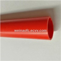 FTTH PVC Electric Rigid Conduit Red
