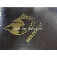 Good Quality Hot Sales Waterproof 18mm Film Faced Plywood Poplar Core for Concrete Table Formwork Form Work