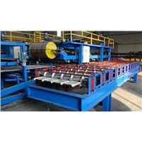 Foam Board Sandwich Panel Forming Machine by Pressing