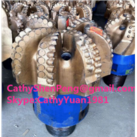 API New Fixed Cutter Matrix Drill Bit