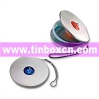 CD Tin, CD Case, CD Box, Tin CD Bags, CD Tin with Holder