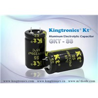Kt Kingtronics Snap-In Type Aluminum Electrolytic Capacitors