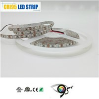 2017 RGB Dimmable Flexible Battery SMD3528 with ETL Tape Light for Decoration
