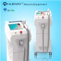 2000W Strong Power Supply 808nm Diode Laser Hair Removal Machine
