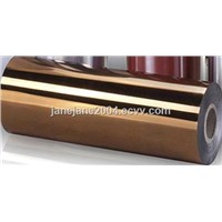 Copper Metallized Biaxial Oriented Polystyrene Sheet OPS Film