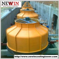 FRP Open Round Water Cooling Tower NRT-50