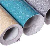 Hot Sell Iraq ISO 9001 High Quality PVC Plastic Vinyl Floor for Sale