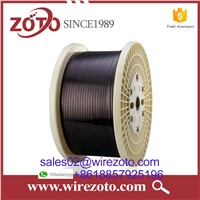 Top Quality Enamel Winding Flat/Rectangular Electrical Wire for Motor Transformers Welder AWG SWG PEW EIW