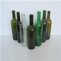 Screw Cap 750ml Wine Bottle
